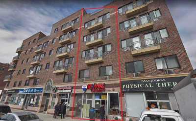 Elmhurst Condo/Townhouse For Sale: 84-09 Queens Blvd