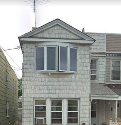 Queens County Single Family Home For Sale: 111-10 106th St