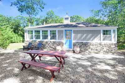 Hampton Bays Single Family Home For Sale: 136 Washington Heigh Ave