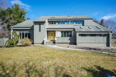 Setauket Single Family Home For Sale: 145 Gnarled Hollow Rd