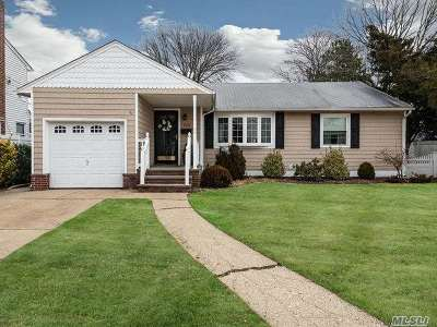 East Meadow Single Family Home For Sale: 693 Center Rd