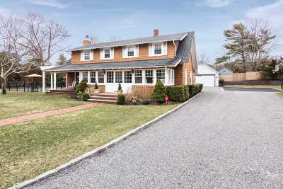 Westhampton Single Family Home For Sale: 411a Mill Rd