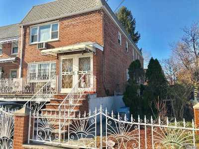Flushing Multi Family Home For Sale: 144-67 26 Ave
