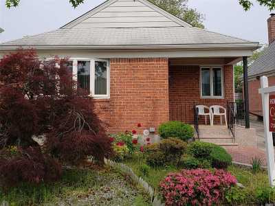 Bayside Single Family Home For Sale: 58-29 Oceania St