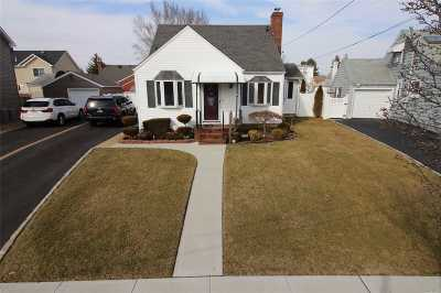 N. Bellmore Single Family Home For Sale: 313 Lorraine St