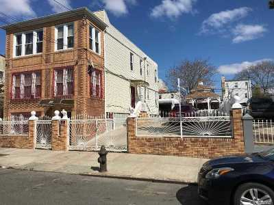 Brooklyn Multi Family Home For Sale: 193 Essex St