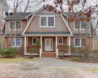 Hampton Bays Single Family Home For Sale: 21 Aberdeen Dr