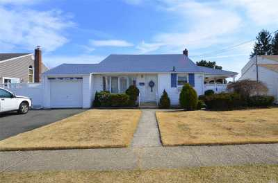 Massapequa Park Single Family Home For Sale: 371 Grand Blvd