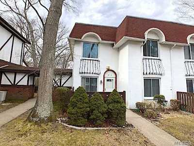 Coram Condo/Townhouse For Sale: 412 Clubhouse Ct