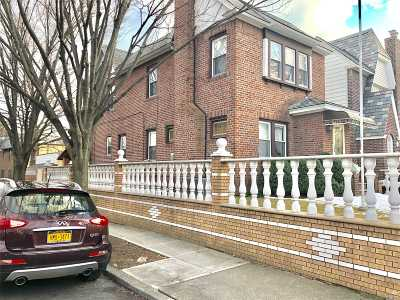 Rego Park Single Family Home For Sale: 85-46 67th Ave
