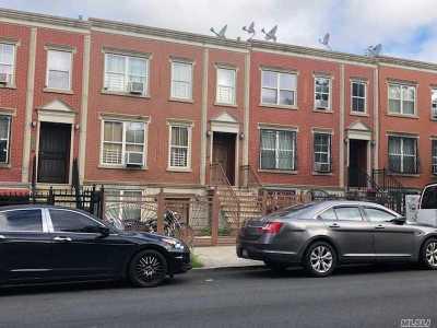 Brooklyn Multi Family Home For Sale: 217 Eldert St