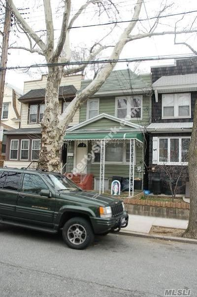 Woodhaven Single Family Home For Sale: 89-43 92 St