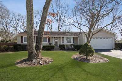 Selden Single Family Home For Sale: 8 Court St