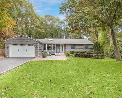 Port Jefferson Single Family Home For Sale: 8 Corie Ct