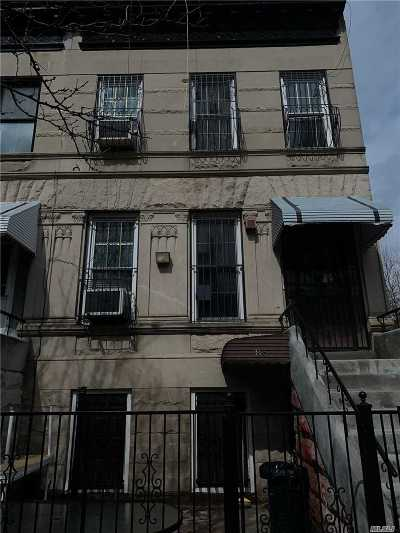 Brooklyn Multi Family Home For Sale: 85 Quincy St