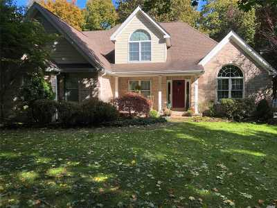 East Moriches Single Family Home For Sale: 35 Inlet View Path
