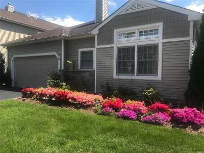 Plainview Condo/Townhouse For Sale: 6 Cove Ln