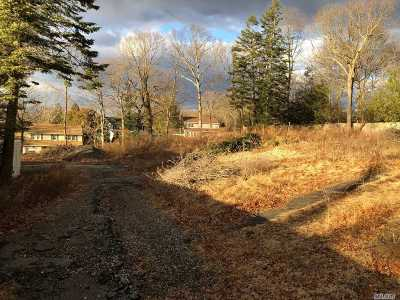 Nesconset Residential Lots & Land For Sale: Jackson St