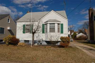 New Hyde Park Single Family Home For Sale: 930 N 6th St