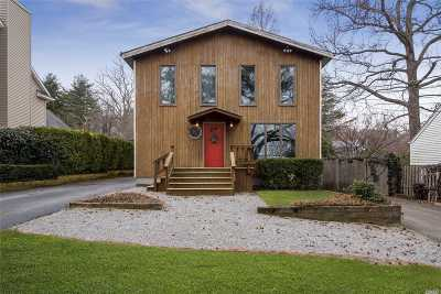 Centerport Single Family Home For Sale: 44 Lakeside Dr