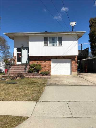 Lindenhurst Single Family Home For Sale: 384 N Fulton Ave