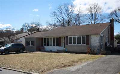 Huntington NY Single Family Home For Sale: $415,000