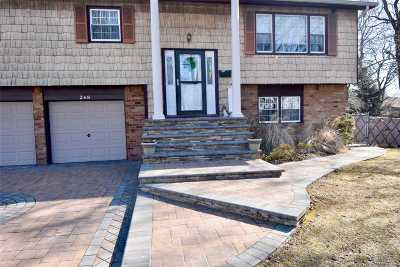 Lindenhurst Multi Family Home For Sale: 268 S 10th St