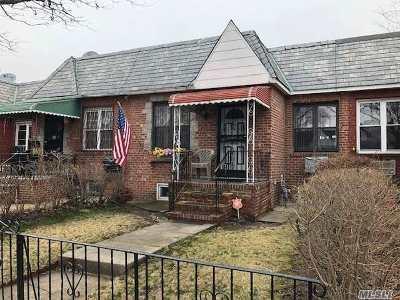 Elmhurst Single Family Home For Sale: 51-51 Gorsline St