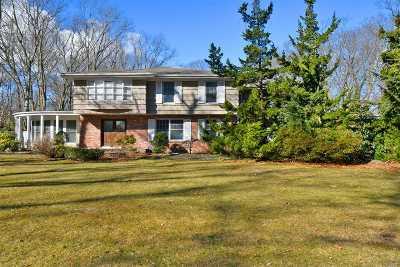 Melville Single Family Home For Sale: 18 Barrington Pl