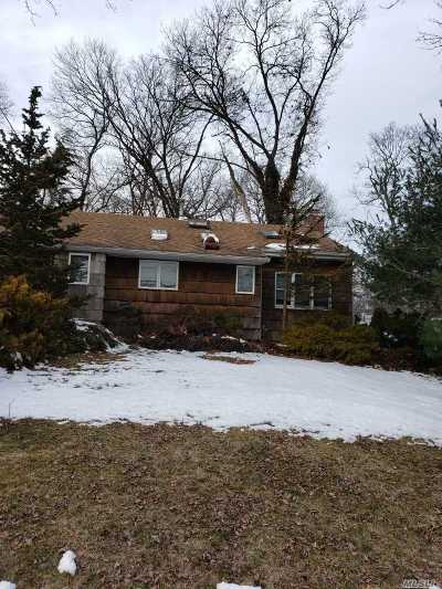 Huntington Sta NY Single Family Home For Sale: $389,000