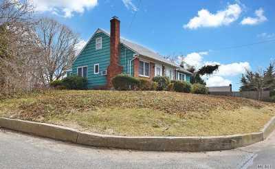 Kings Park Single Family Home For Sale: 1195 Saint Johnland Rd