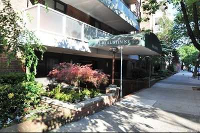 Brooklyn, Astoria, Bayside, Elmhurst, Flushing, Forest Hills, Fresh Meadows, Jackson Heights, Kew Gardens, Long Island City, Middle Village, Rego Park, Ridgewood, Sunnyside, Woodhaven, Woodside Co-op For Sale: 83-40 Austin St #3E