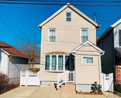 New Hyde Park Single Family Home For Sale: 100 S 6th St