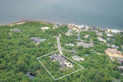 Montauk Single Family Home For Sale: 171 Soundview Dr