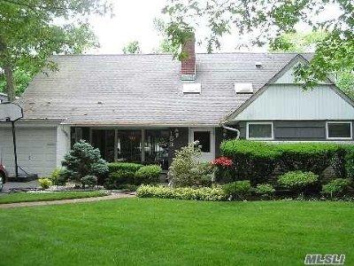 Merrick Single Family Home For Sale: 153 Park Ave