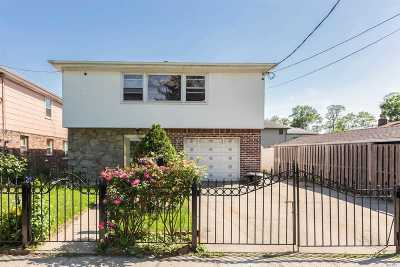 Flushing Single Family Home For Sale: 164-14 Pidgeon Meadows Rd