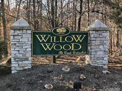 E. Setauket Condo/Townhouse For Sale: 39 Willow Wood Dr