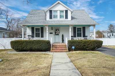 Islip Terrace Single Family Home For Sale: 35 Nassau St