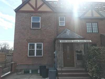 Rego Park Rental For Rent: 66-46 Wetherole St #2nd Fl