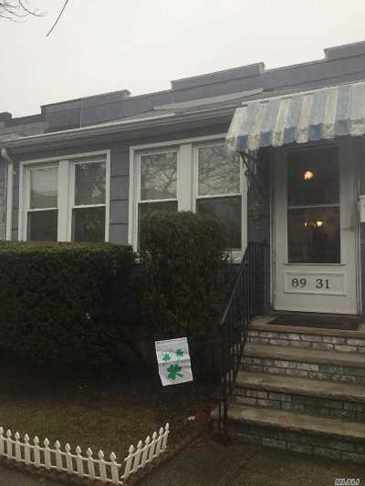 Single Family Home For Sale: 89-31 Desarc Rd