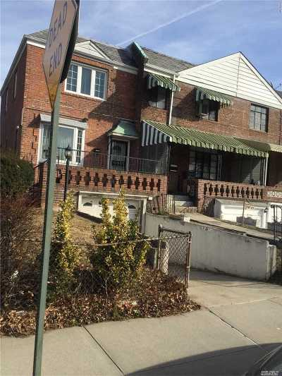 Queens County Single Family Home For Sale: 110-01 171 Pl