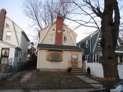 Queens County Single Family Home For Sale: 99-74 211th Pl