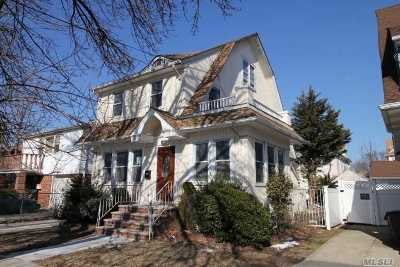Queens Village Single Family Home For Sale: 109-15 217th St