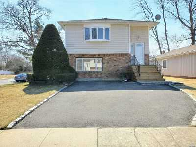 Massapequa Single Family Home For Sale: 77 Madison St