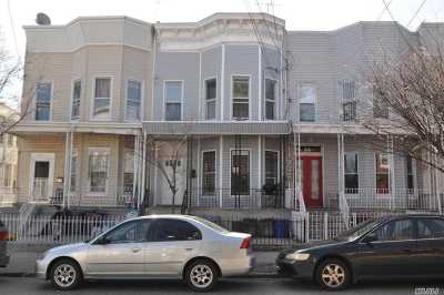 Brooklyn Multi Family Home For Sale: 48 Norwood Ave