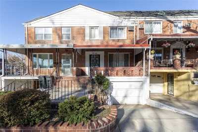 Flushing Single Family Home For Sale: 36-28 191 St