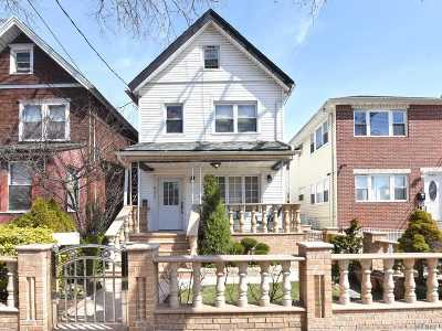 Brooklyn Multi Family Home For Sale: 971 E 93rd St