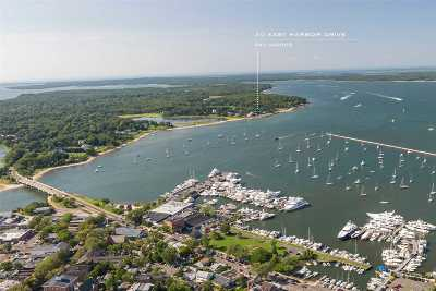 Sag Harbor Single Family Home For Sale: 20 E Harbor Dr