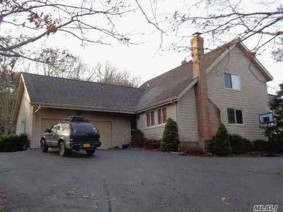 Southampton NY Single Family Home For Sale: $1,004,600