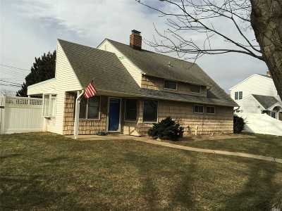 Wantagh Single Family Home For Sale: 50 Ribbon Ln